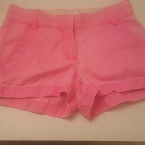 J Crew Chino Broken-In Shorts in size 0